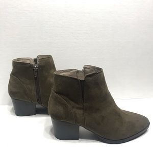 Forever 21 Ankle pointy toe Boots